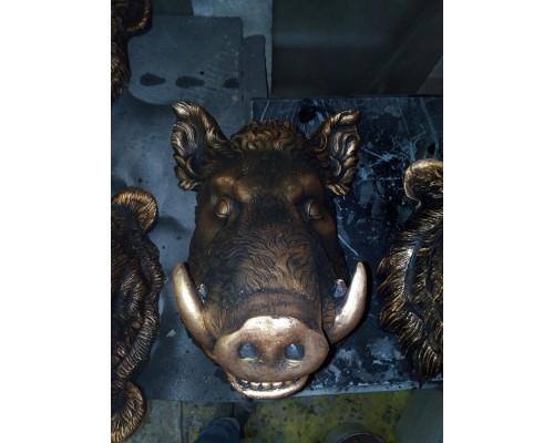купить Декоративная голова на стену Кабан НВ (ИН-1) 33х25х39см в интернет магазине Формула Дачи