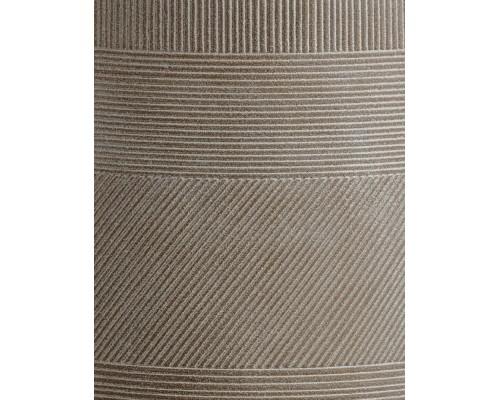 купить Кашпо TREEZ ERGO-серия Graphics-низкая чаша-капучино 42 см в мегамаркете Формула Дачи