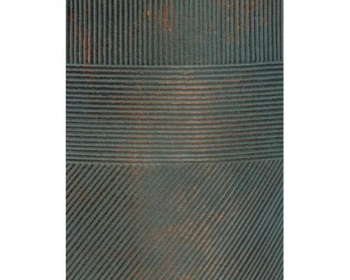 купить Кашпо TREEZ ERGO-серия Graphics-высокая округлая чаша-окись с медной патиной 75 см в мегамаркете Formula-Dachi.ru